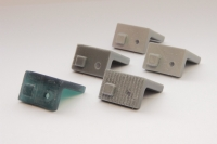 3D Maastricht printed prototypes - cupboard brackets - building industry_4
